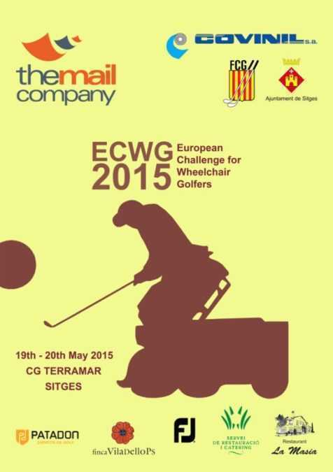 "Terramar, seu del ""European Challenge for Wheelchair Golfers – The Mail Company"""